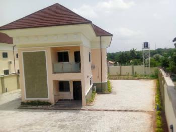 Luxury Brand New 5 Bedroom Detached Duplex with 2 Room Bq, Main, Maitama District, Abuja, Detached Duplex for Rent