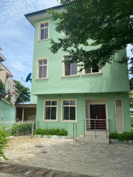 Self Serviced 5 Bedroom Fully Detached House, Oniru, Victoria Island (vi), Lagos, Detached Duplex for Rent