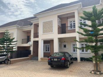 4 Bedroom Terrace Duplex with Bq, By American International School, Durumi, Abuja, Terraced Duplex for Rent