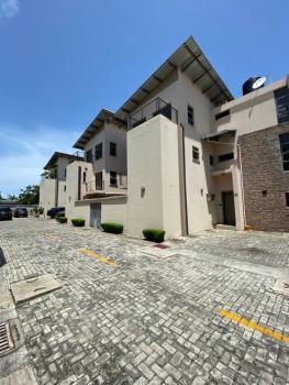 Contemporary 4 Bedroom Semi Detached House, Lekki Phase 1, Lekki, Lagos, Semi-detached Duplex for Sale