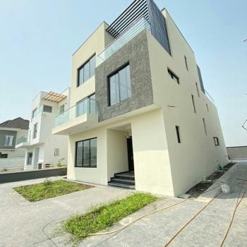 Tastefully Finished 4bedroom Detached House at Osapa, Lekki, Osapa, Lekki, Lagos, Detached Duplex for Sale
