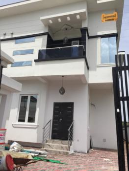 Luxury 4 Bedroom Semi Detached Duplex with a Pool and a Bq, Lekki Palm City Estate, Ado, Ajah, Lagos, Semi-detached Duplex for Sale