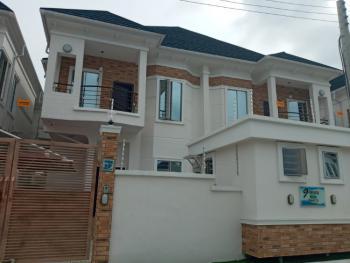 4 Bedroom Semi-detached with a Room B/q, Orchid Road, Ikota, Lekki, Lagos, Semi-detached Duplex for Sale