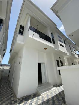 Awesomely Built 4 Bedrooms Detached Duplex, Chevron,lekki., Ikate Elegushi, Lekki, Lagos, Detached Duplex for Sale