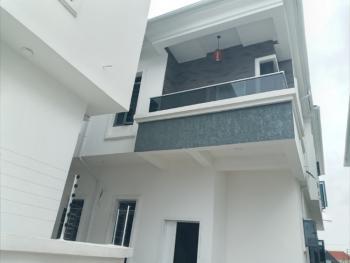4 Bedroom Semi Detached Duplex with a Room Bq, Orchid Road, Ikota, Lekki, Lagos, Semi-detached Duplex for Sale