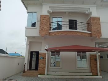 4 Bedroom Fully Detached with a Room Bq, Orchid Road, Ikota, Lekki, Lagos, Detached Duplex for Sale