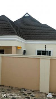 Executively New Built of 3 Bedroom Bungalow with Bq, Emmanuel Estate, Nihort Extension, Idi Ishin, Jericho, Ibadan, Oyo, Detached Bungalow for Sale
