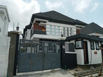 4 Bedroom Semi-detached with a Room B/q, Oral Estate, Ikota, Lekki, Lagos, Semi-detached Duplex for Sale