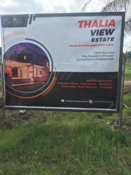 Hot Real Estate Investment Deal at Wow Price, After Greenacre at Owode-ise Ibeju Lekki, Okun Imedu, Ibeju Lekki, Lagos, Commercial Land for Sale