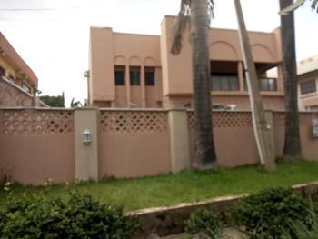 Descent 5 Bedroom Detached Duplex + 2 Rooms Bq ,ideally for Offiice Use, Wuse, Zone 6, Wuse, Abuja, House for Rent