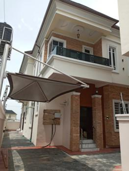4 Bedroom Fully-detached with a B/q, Westend Estate, Ikota, Lekki, Lagos, House for Sale