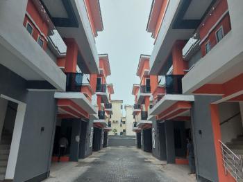 Luxury Four Bedroom Terraced Duplex Room Bq and Swimming Pool, Oniru, Victoria Island (vi), Lagos, Terraced Duplex for Sale