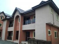 Newly Built 6 Units of 3 Bedroom Flats and 4 Units of Mini Flats, Off Akowonjo By Moshalasi Bus-stop, Shasha, Alimosho, Lagos, Flat for Rent