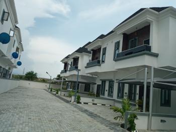 4 Bedroom Semi-detached with a Room B/q, Westend Estate, Ikota, Lekki, Lagos, Semi-detached Duplex for Sale