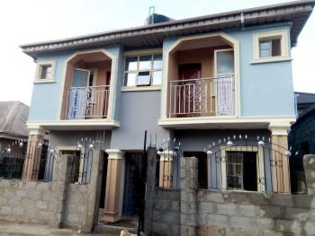 Newly Built Miniflat in a Very Cool Estate, Valley View Estate Abesan Extention Ipaja Aboru Ipaja Road, Alimosho, Lagos, Mini Flat for Rent
