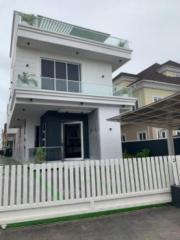 a Brand New Tastefully Finished 5 Bedrms Detached Duplex with Pool Etc, Arcadia Groove Estate, Osapa, Lekki, Lagos, Detached Duplex for Sale