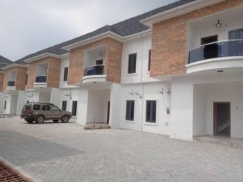 4 Bedroom Terraced Duplex, No Boys Quarters, Lekki Conservative By 2nd Tollgate, Lekki Expressway, Lekki, Lagos, Terraced Duplex for Rent