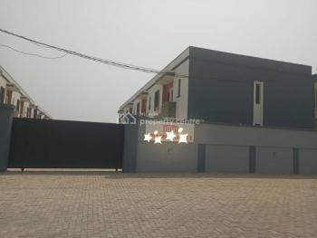 Own a Spacious 3 Bedroom Terrace  Title C of O, Cheveron Toll Gate. Ikota., Sangotedo, Ajah, Lagos, Terraced Duplex for Sale