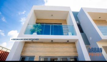 Spacious 4 Bedroom Semi Detached Duplex, Urban Prime Two Estate, Ajah, Lagos, Semi-detached Duplex for Sale