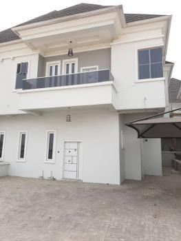 Brand New 4 Bedroom Semi Detached  Duplex and Maid Quarters, Chevron Drive, Lekki, Lagos, Semi-detached Bungalow for Rent