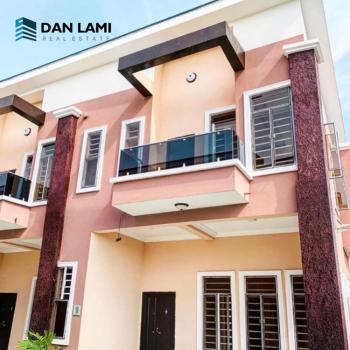 Luxury 4 Bedroom Terrace Duplex, Chevron Alternative, Lekki Phase 2, Lekki, Lagos, Terraced Duplex for Rent