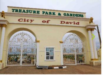 Treasure Park and Gardens Phase 2 City of David, Redemption Camp Along Lagos Ibadan Express Way, Simawa, Ogun, Mixed-use Land for Sale