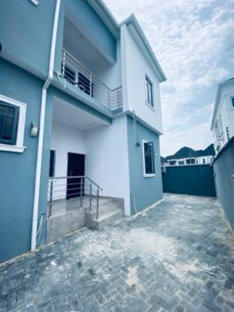 Massive 2 Bedroom Flat, Self Serviced, By The Chevron Tollgate, Lafiaji, Lekki, Lagos, Flat for Rent