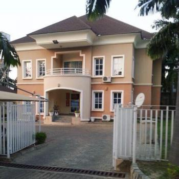 a Mini- Estate Comprising of 3 Fully Detached Duplexes, Asokoro District, Abuja, Detached Duplex for Sale