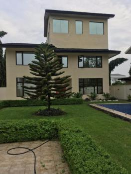 Super Luxury 5 Bedroom House with 3 Maids Rooms, Gym,pool Etc, Banana Island, Ikoyi, Lagos, Detached Duplex for Sale