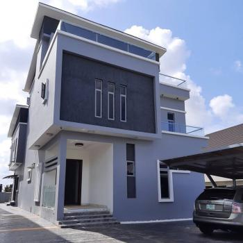 5 Bedroom Fully Detached Duplex with Swimming Pool, Osapa, Lekki, Lagos, Detached Duplex for Sale