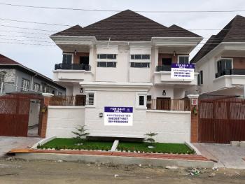New 4 Bedroom Duplex with Bq, Ikota Estate By Megachicken, Ikota, Lekki, Lagos, Semi-detached Duplex for Sale