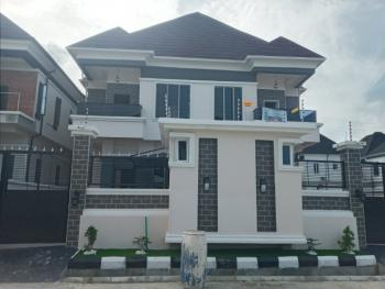 4 Bedroom Semi Detached with a B/q, Chevron Alternative, Lekki Phase 1, Lekki, Lagos, Semi-detached Duplex for Sale