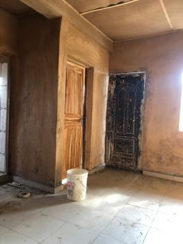 New One Room & Parlour Self-contained ( Miniflat), Off University of Lagos Road, Abule Oja, Yaba, Lagos, Mini Flat for Rent