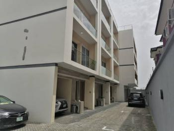 Tastefully Finished 3 Bedrooms Fully Furnished Apartment with B/q, Lekki Phase 1, Lekki, Lagos, Flat for Rent