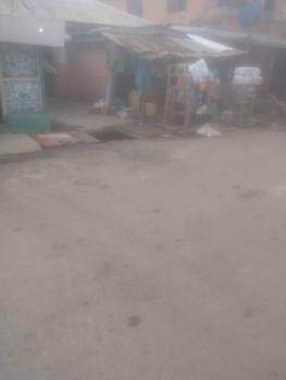 a Plot of Land with Bungalow, Ogunshefunmi Street, Off Akinremi Street, Anifowoshe, Ikeja, Lagos, Mixed-use Land for Sale