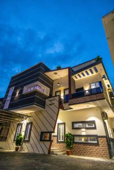 Exclusive 5 Bedroom Luxury Smart Detached Duplex, Exclusive Estate Along Orchid Hotel Road, Lafiaji, Lekki, Lagos, Detached Duplex for Sale