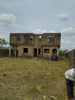 Uncompleted Storey Building, Odugbe, Near Lusada Market, Ado-odo/ota, Ogun, Block of Flats for Sale