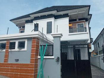 4 Bedroom Semi Detached with a B/q, Chevron Alternative Lekki, Lekki Phase 1, Lekki, Lagos, Semi-detached Duplex for Sale