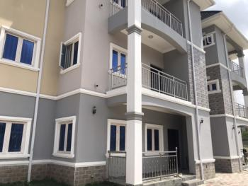 Excellently Built & Serviced 1 Bedrooms Mini Flat, By Gilmore Yard Off Katampe Extension By Pass, Jahi, Abuja, Mini Flat for Rent