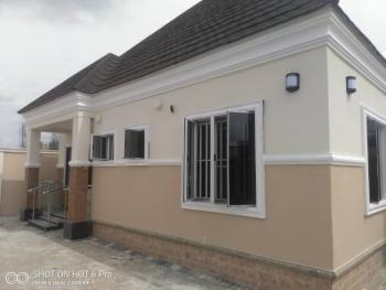 New Lavishly Finished Luxurious 3 Bedroom with Attached Bq, Emmanuel Estate, Nihort Area, Extension, Jericho, Ibadan, Oyo, Detached Bungalow for Sale