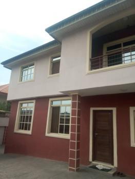 Executive 5 Bedroom Fully Detached Duplex with Bq, Serene Estate College Road, Ogba, Ikeja, Lagos, Detached Duplex for Sale