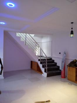 New & Exquisitely Finished 3 Bedrooms Plus a Bq, Bye Cooperative Villa Road, Badore, Ajah, Lagos, House for Rent