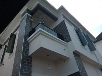 4 Bedroom Fully Detached with a B/q, Chevron Alternative, Lekki Phase 1, Lekki, Lagos, Detached Duplex for Sale