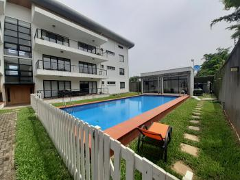 Well Built 3 Bedroom Apartment with Bq, Banana Island, Ikoyi, Lagos, Flat for Rent