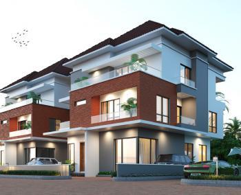 Luxury 5 Bedroom Villas, Periwinkle Lifestyle Estate, Lagoon District, Lekki Phase 1, Lekki, Lagos, Detached Duplex for Sale