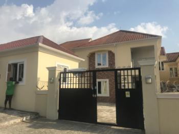 Luxury 4 Bedrooms Duplex with Bq, Naf Valley Estate, Asokoro District, Abuja, Terraced Duplex for Rent