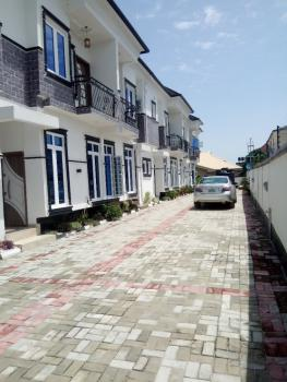 Newly Built and Beautifully Finished 3 Bedroom Terraced Duplex, Maroko Area, Off Mobil Road, Ilaje, Ajah, Lagos, Terraced Duplex for Sale