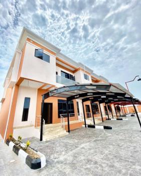 Fully Serviced 4 Bedroom Terrace Duplex with a Bq, By World Oil, Ilasan, Lekki, Lagos, Terraced Duplex for Sale
