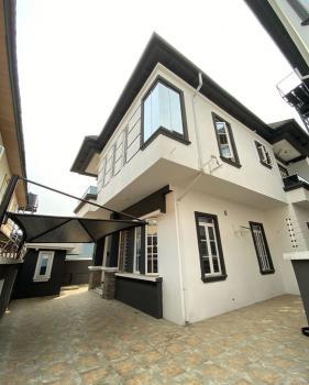 Executive 5 Bedroom Fully Detached Duplex with Bq, Osapa, Lekki, Lagos, Detached Duplex for Sale