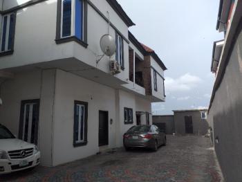 American Standard 4bedroom Duplex, All Rooms Ensuite, Ikota Villa Estate Beside Mega Chicken, Ikota, Lekki, Lagos, Semi-detached Duplex for Rent